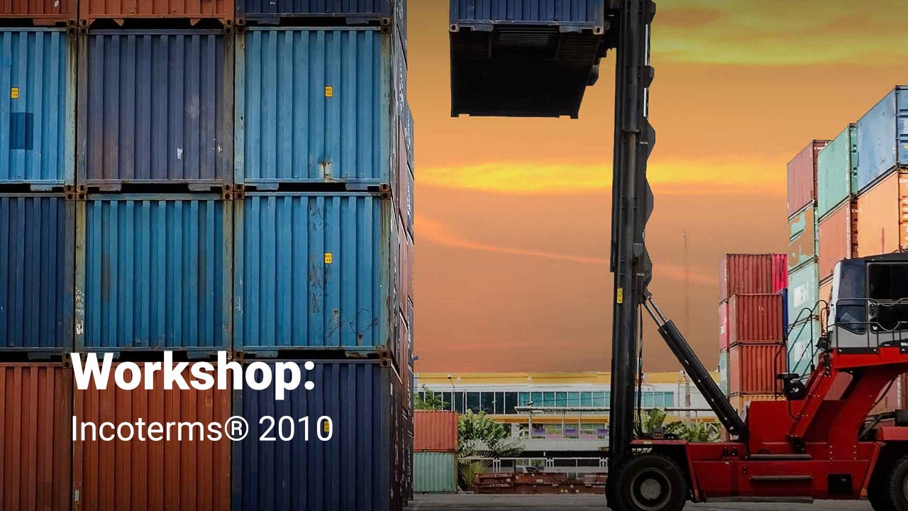 incoterms 2010 workshop